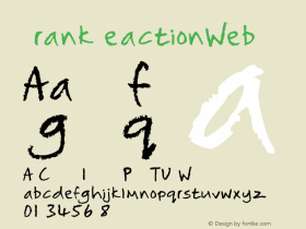 FrankReactionWeb