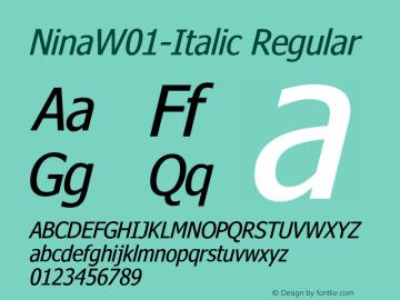 Nina-Italic