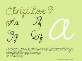 ScriptLove