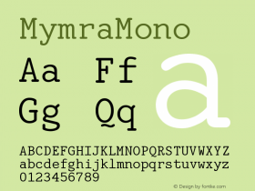 MymraMono
