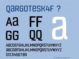 Qargotesk4F