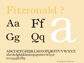 Fitzronald