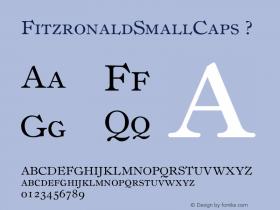 FitzronaldSmallCaps