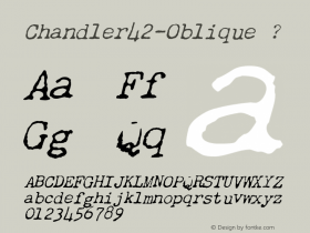 Chandler42-Oblique