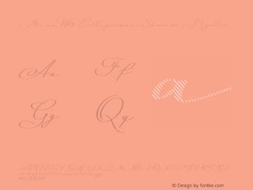 Mina-CalligraphicShadow
