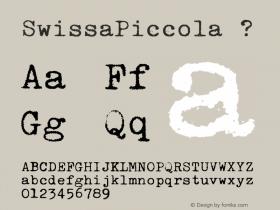 SwissaPiccola