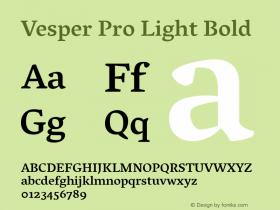 Vesper Pro Light