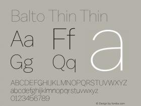 Balto Thin