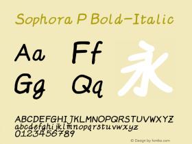 Sophora P