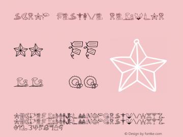Scrap Festive