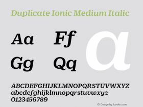 Duplicate Ionic