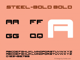 Steel-Bold