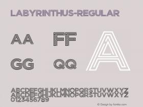 LABYRINTHUS-REGULAR