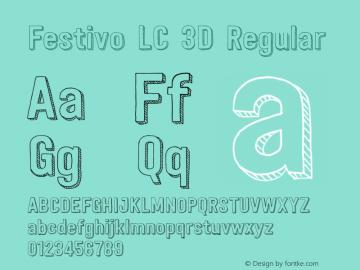 Festivo LC 3D