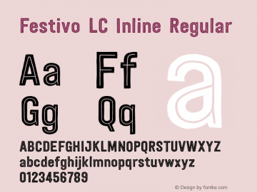 Festivo LC Inline