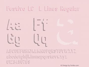 Festivo LC L Lines