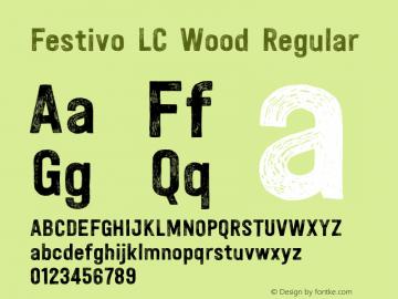 Festivo LC Wood