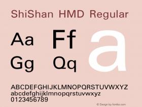 ShiShan HMD