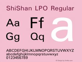 ShiShan LPO