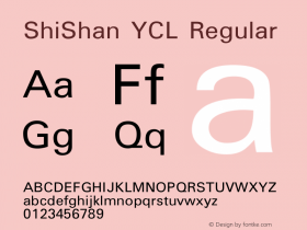 ShiShan YCL