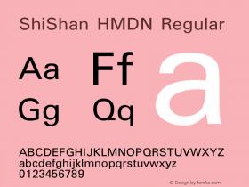 ShiShan HMDN