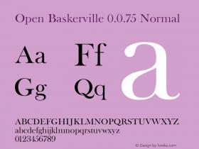 Open Baskerville