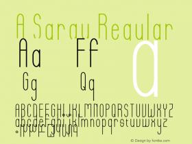A Saray