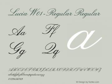 Lucia-Regular