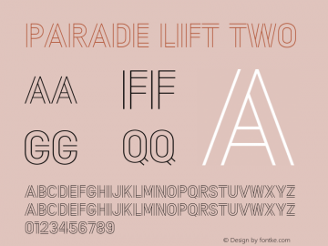 Parade LIFT