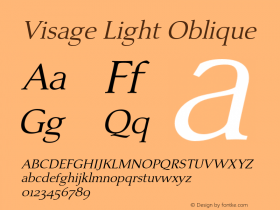 Visage Light