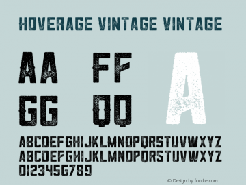 Hoverage Vintage