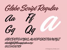 Globe Script