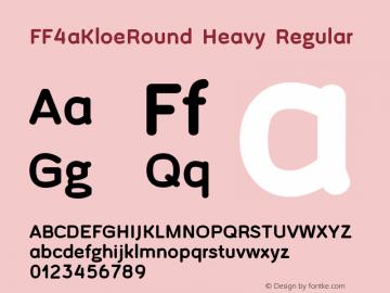 FF4aKloeRound Heavy
