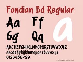 Fondian Bd