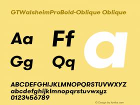 GTWalsheimProBold-Oblique
