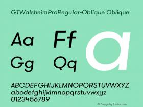 GTWalsheimProRegular-Oblique