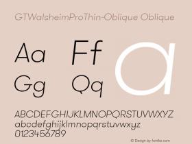 GTWalsheimProThin-Oblique