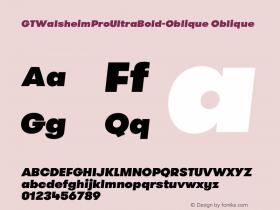 GTWalsheimProUltraBold-Oblique