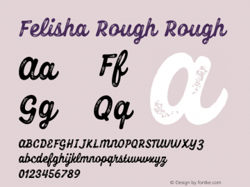 Felisha Rough