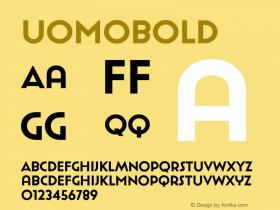 UomoBold