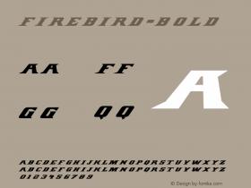 Firebird-Bold