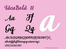IdeaBold