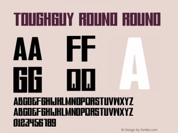 ToughGuy Round