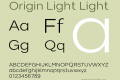 Origin Light