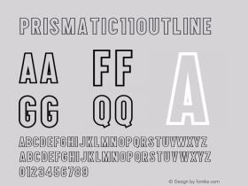 Prismatic11Outline