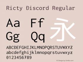 Ricty Discord
