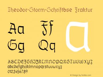 Theodor-Storm-Schrift/bse