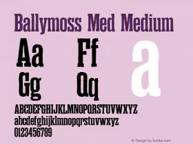 Ballymoss Med