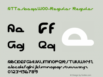 ATTasbaqa-Regular