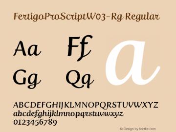 FertigoProScript-Rg
